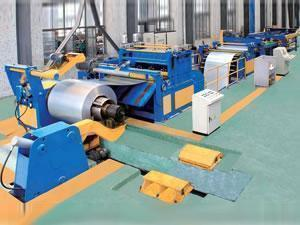 Slitting Production Line